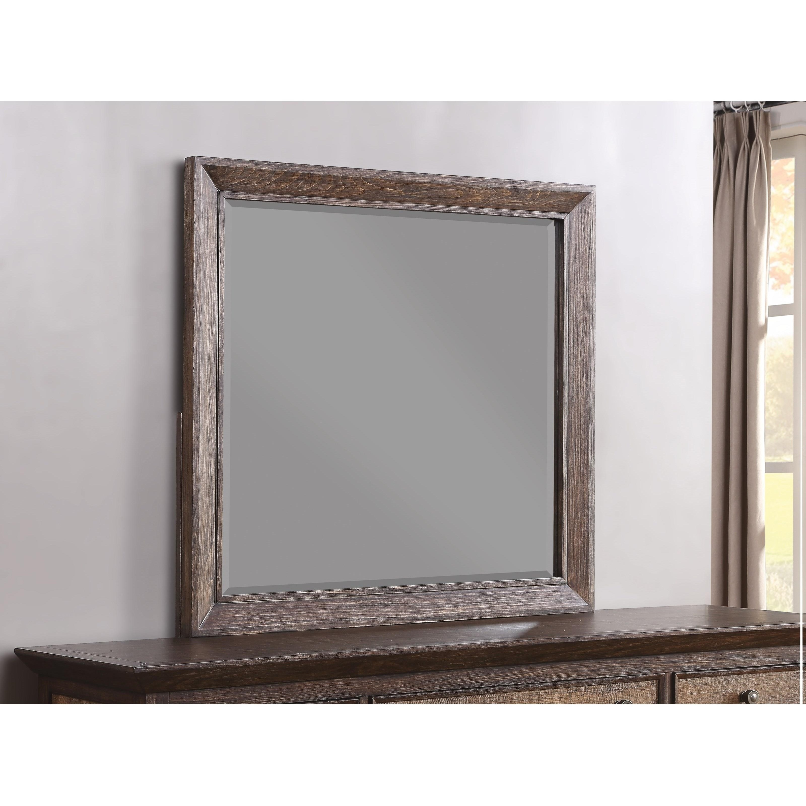 Wakefield Mirror  by Flexsteel Wynwood Collection at Northeast Factory Direct