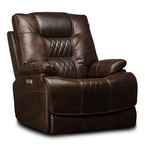 Walden Power Recliner w/ Power Headrest