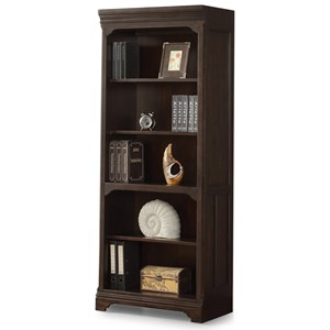 Bunching Bookcase with 4 Shelves