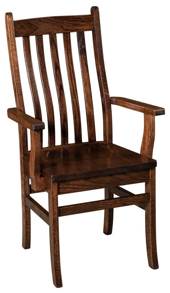 Abe Abe Arm Chair by F&N Woodworking at Wayside Furniture