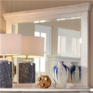 Dresser Mirror w/ Beveled Glass