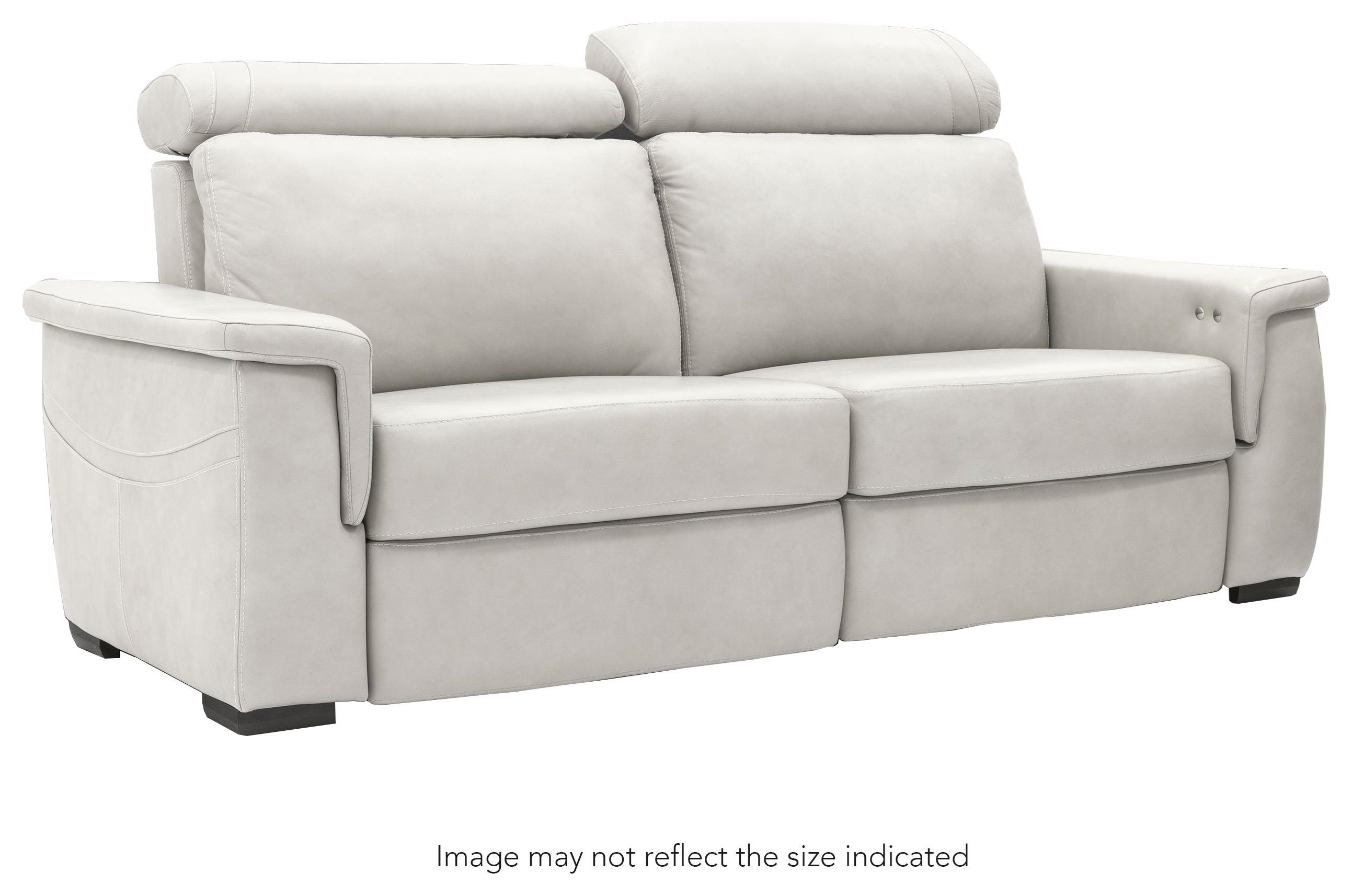 3785 Power Recliner Loveseat, All Lerther by Fornirama at Upper Room Home Furnishings