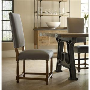 Connor Dining Chair w/ Nailhead Trim