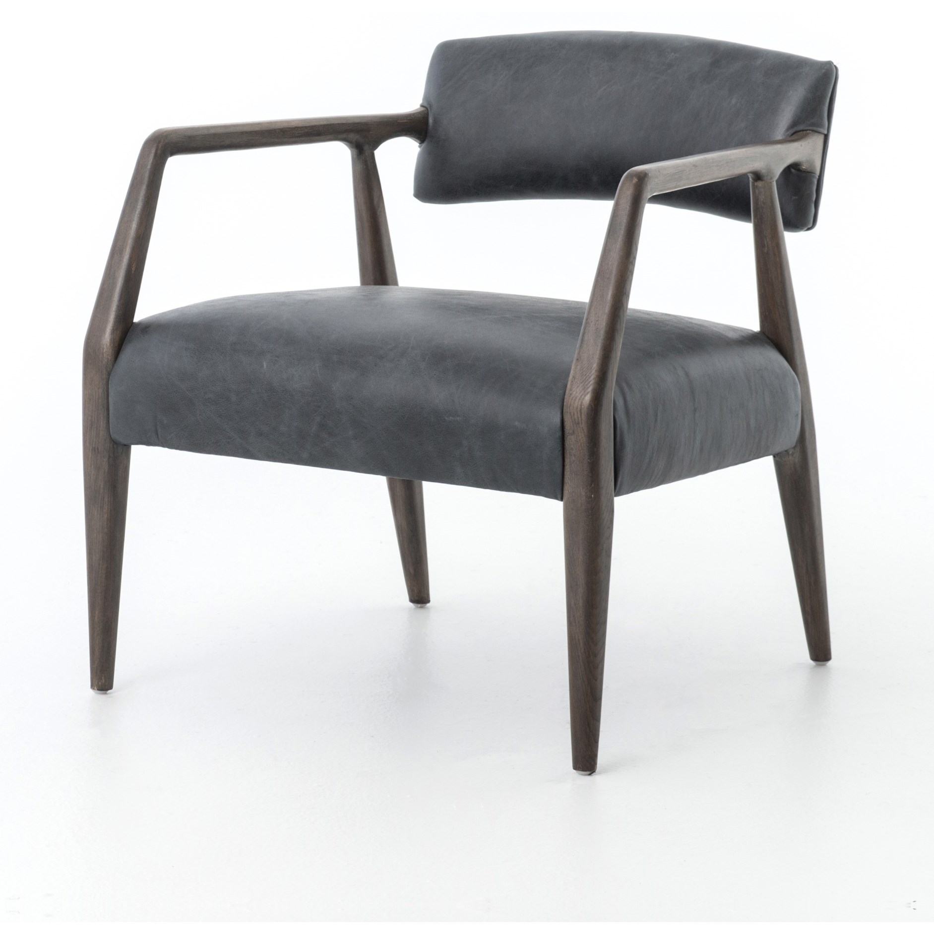 Abbott Tyler Arm Chair by Four Hands at Alison Craig Home Furnishings