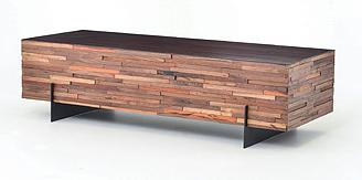 Bina Re-Cycle Levi Coffee Table by Four Hands at Alison Craig Home Furnishings