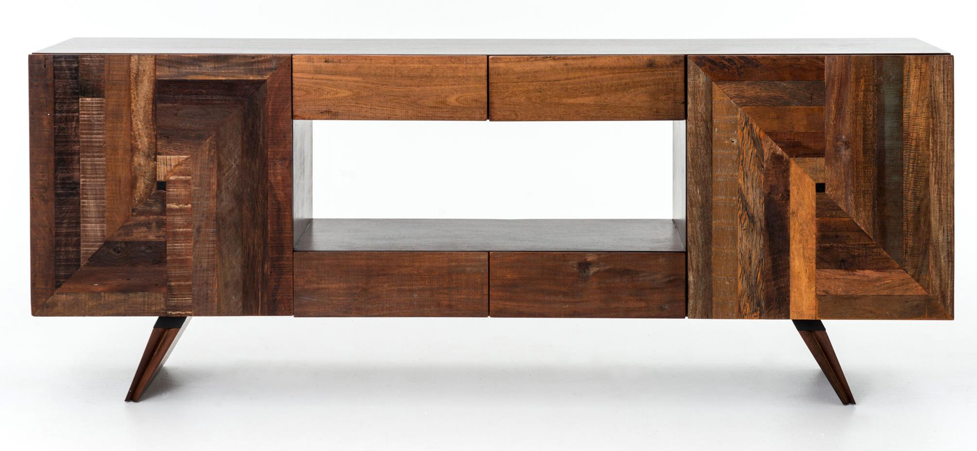 Bina Rex Media Cabinet by Four Hands at Alison Craig Home Furnishings