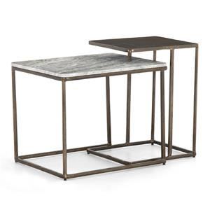 Jewel Nesting End Table