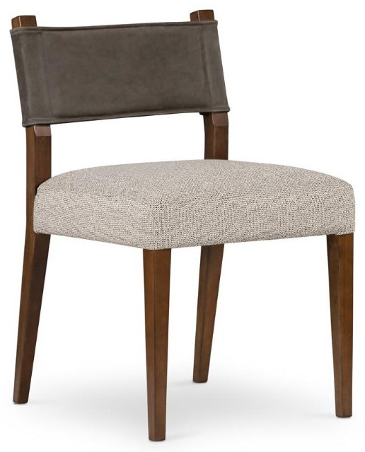 Dining Ferris Nubuck Dining Chair by Interior Style at Sprintz Furniture