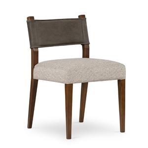 Ferris Nubuck Dining Chair