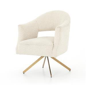 Adara Desk Chair - Knoll Natural