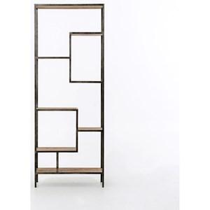 "Helena 83"" Bookcase"