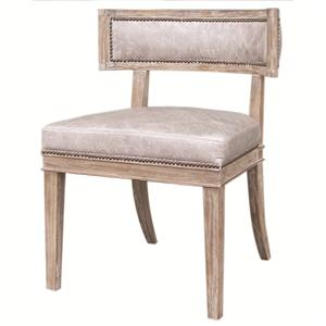 Four Hands Kensington Lillian Occasional Chair With Button