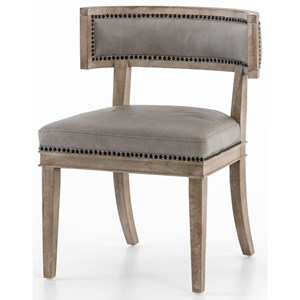 Distressed Carter Dining Chair w/ Nailhead Trim