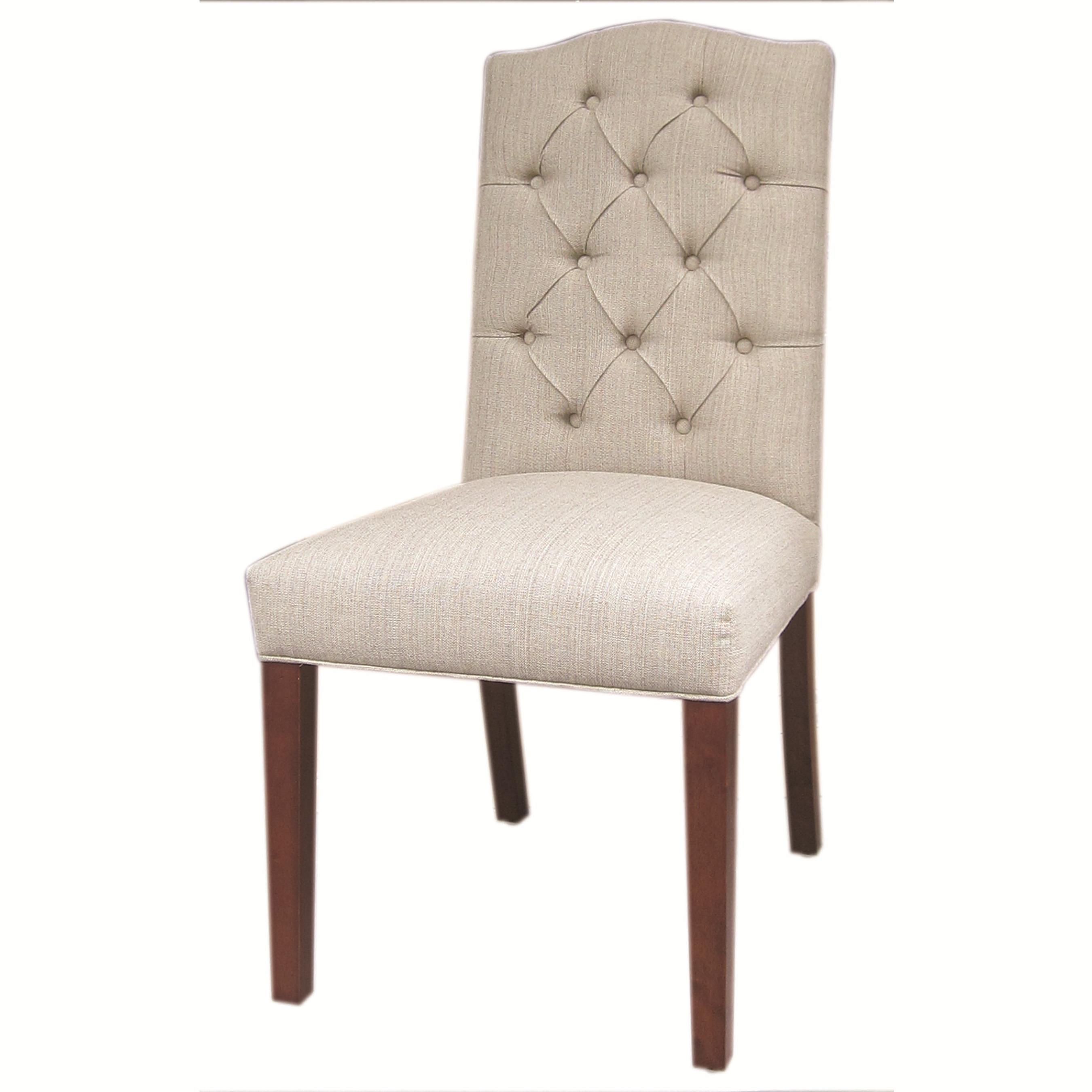 Kensington  Jackie Dining Chair by Four Hands at Alison Craig Home Furnishings