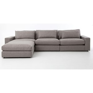 Bloor Sofa with Ottoman