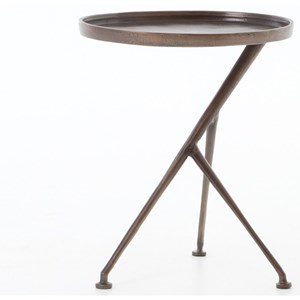 Schmidt Accent Table with Angular Legs