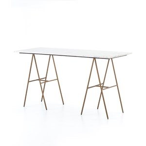 Eden Desk with Marble Top