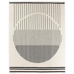 9X12 GRAPHIC RUG