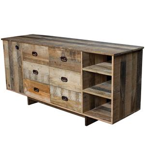Whitney Sideboard with 6 Drawers