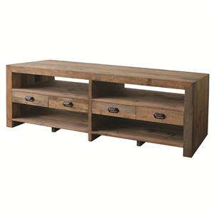 Mariposa Media Console with 4 Drawers