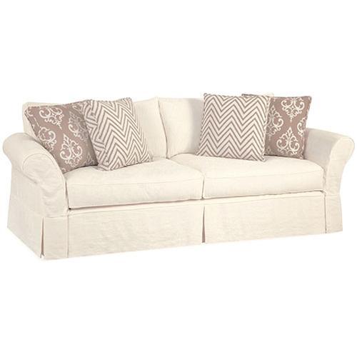 Alyssa Casual Grande Sofa by Four Seasons Furniture at Jordan's Home Furnishings