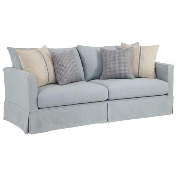 Ryane Sofa by Four Seasons Furniture at Jordan's Home Furnishings