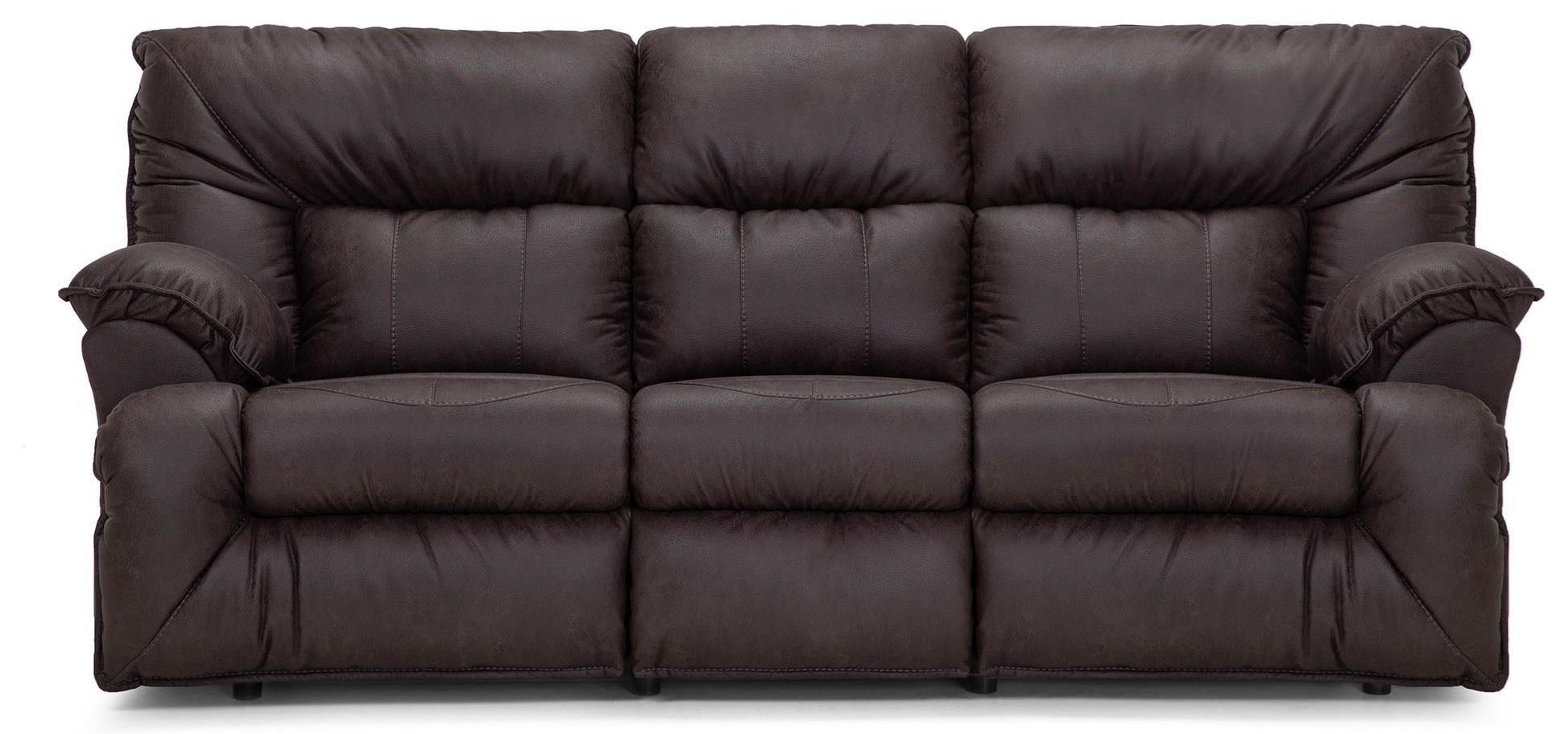 364HINSON Reclining Sofa by Franklin at Furniture Fair - North Carolina