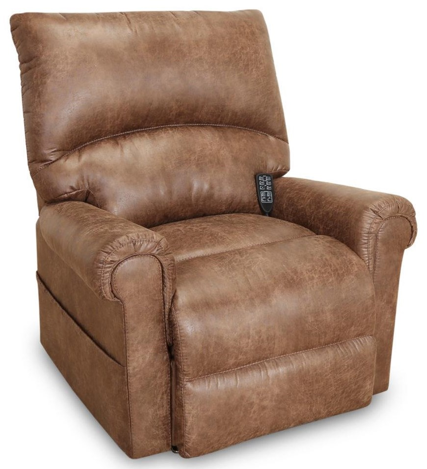 4464 LIFT RECLINER by Franklin at Furniture Fair - North Carolina