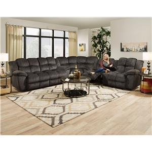 Franklin 461 Reclining Sectional