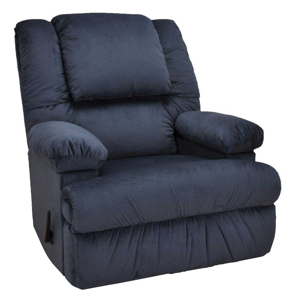 Clayton Rocker Recliner by Franklin at Fine Home Furnishings