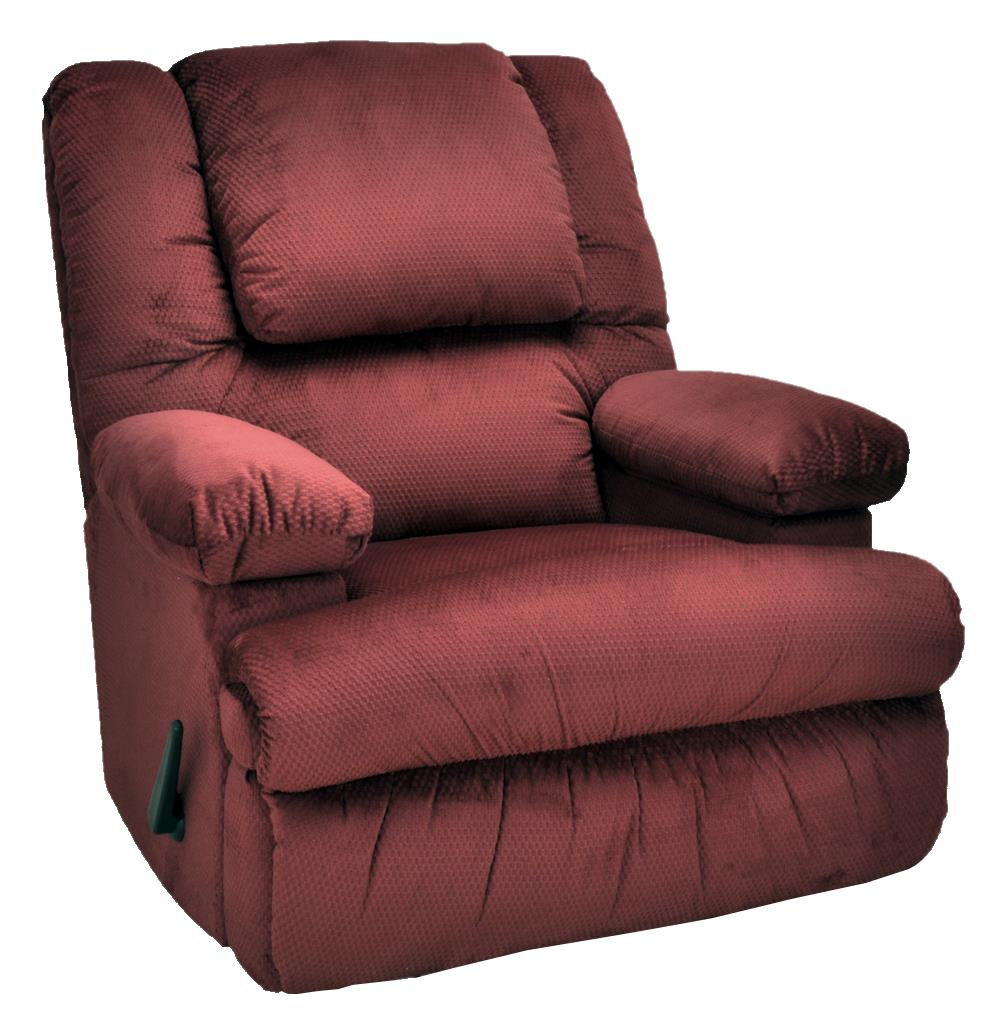Clayton Rocker Recliner by Franklin at Rooms for Less