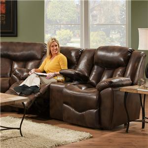 Franklin 564 Console Loveseat
