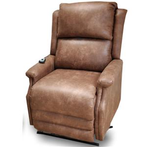 Casual Just Your Size Lift Recliner with Track Arms 5'9 and Up