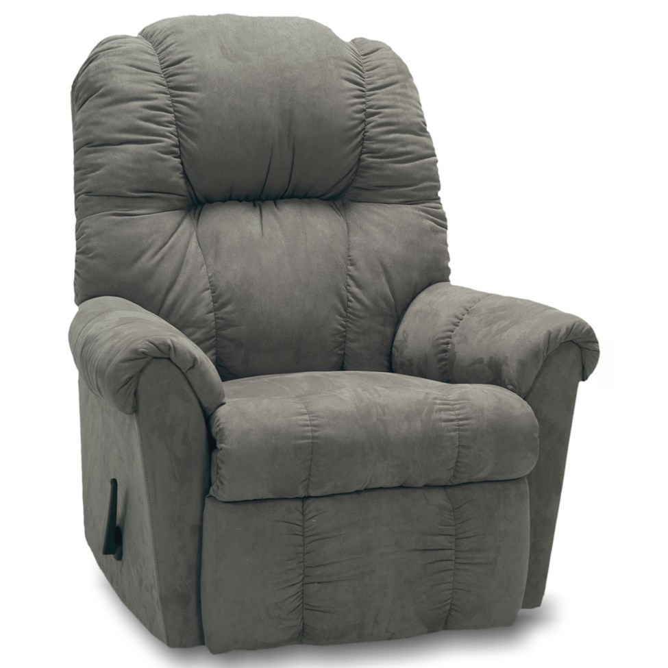 7527 Rocker Recliner by Franklin at Catalog Outlet
