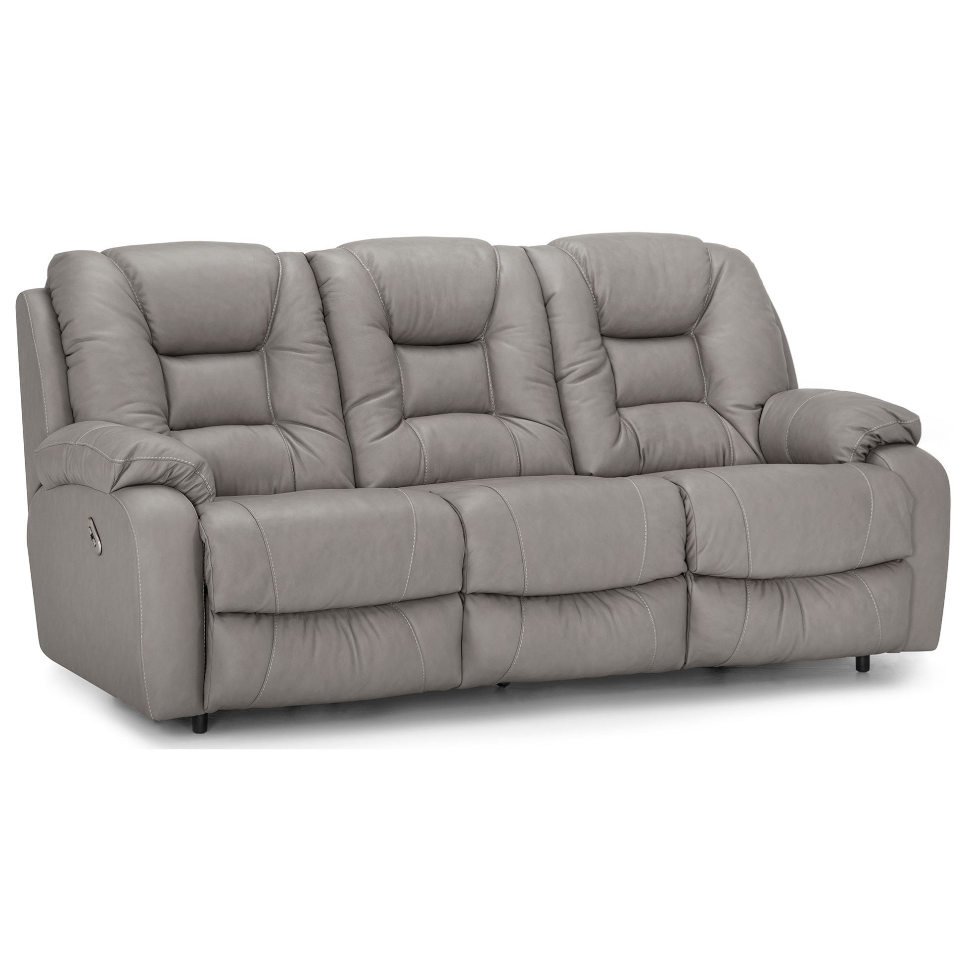 794 Reclining Sofa by Franklin at Wilcox Furniture