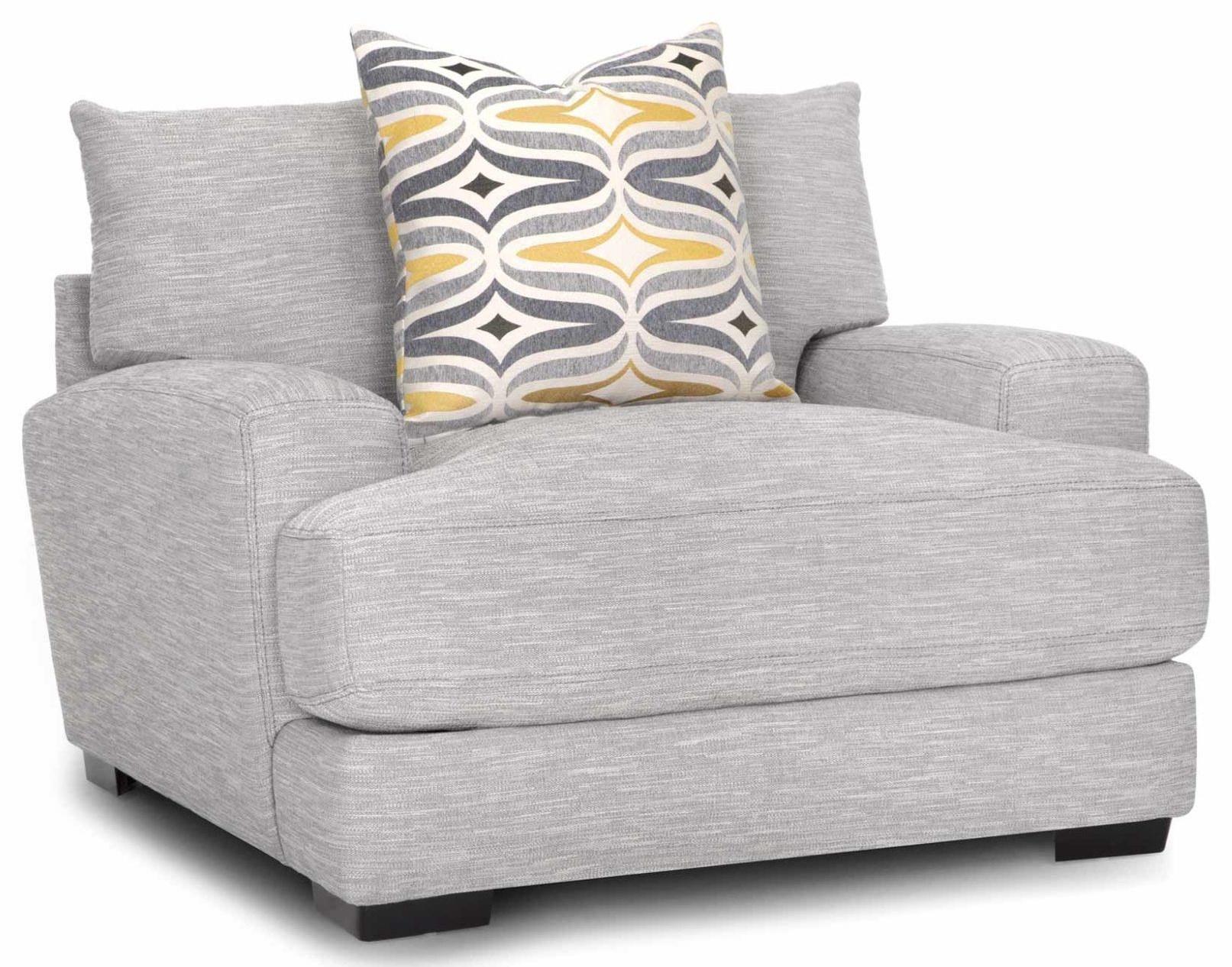 Barton Chair & A Half at Bennett's Furniture and Mattresses
