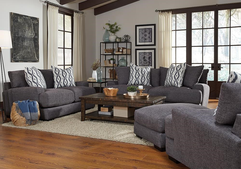 Lauren Living Room Group by Franklin at Crowley Furniture & Mattress