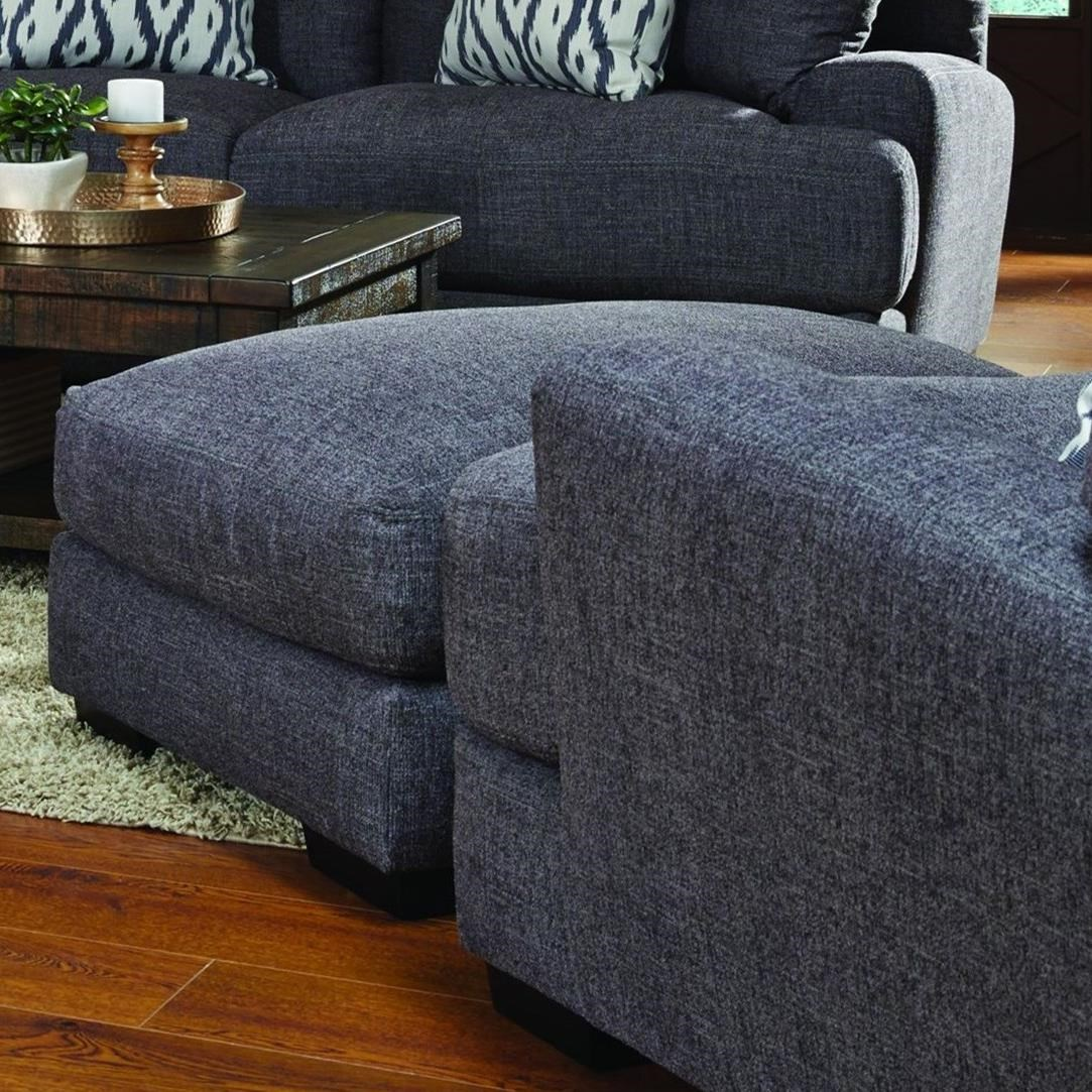 Journey Ottoman by Franklin at Pilgrim Furniture City