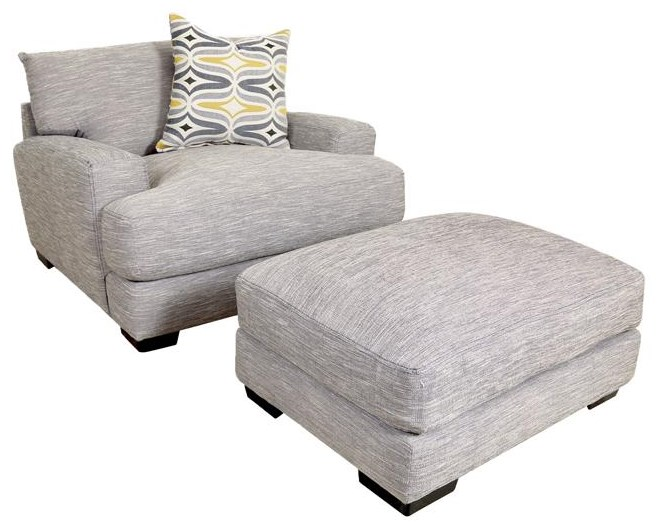 Lauren Chair and a Half by Franklin at Crowley Furniture & Mattress