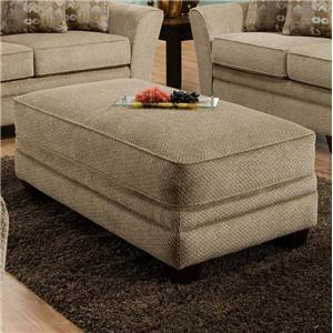 Ottoman for Living Room Relaxation