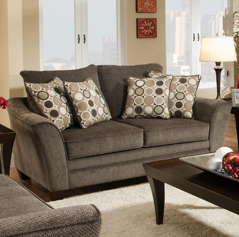 811 Abbot Loveseat by Franklin at Van Hill Furniture
