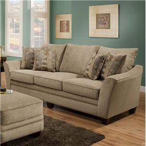 Franklin 811 Ashland Sofa