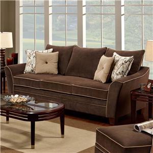 Franklin 811 Bridgeport Sofa