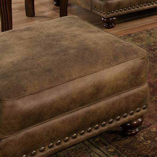 817 Ottoman by Franklin at Wilcox Furniture