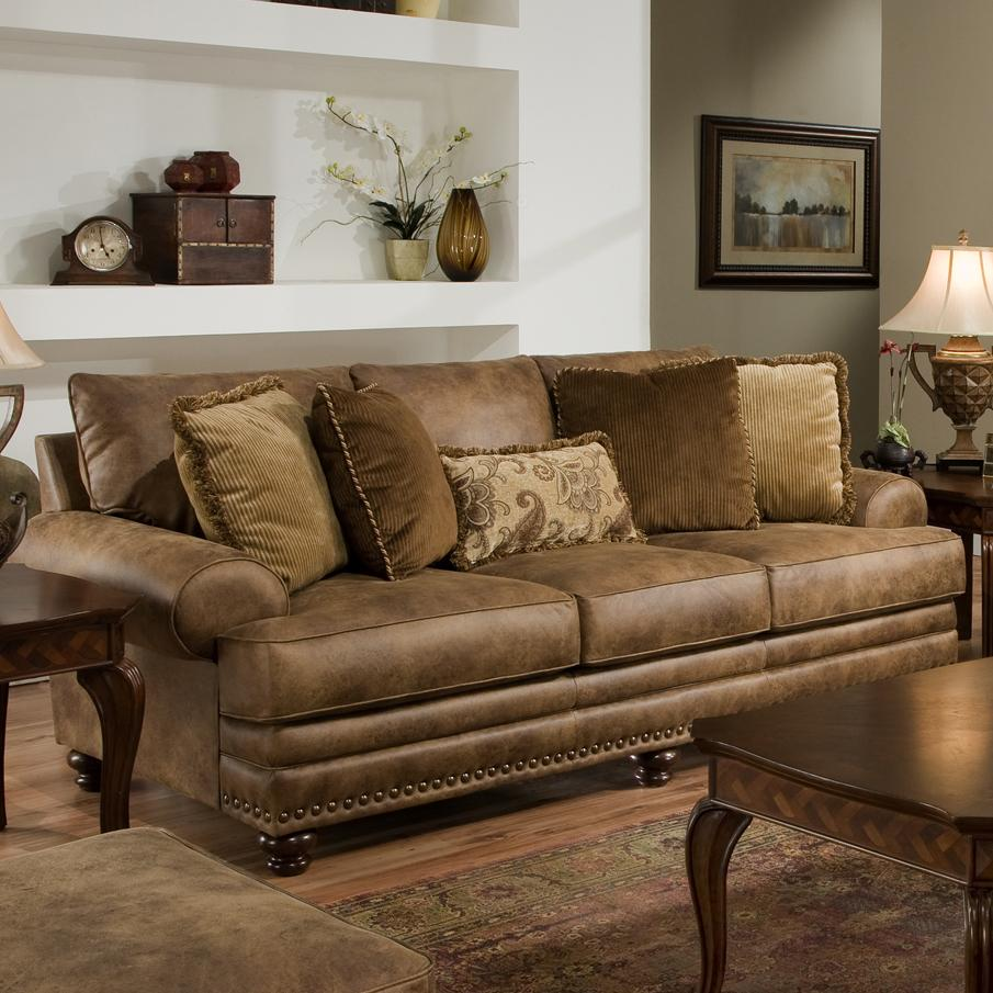 817 Sofa by Franklin at Wilcox Furniture