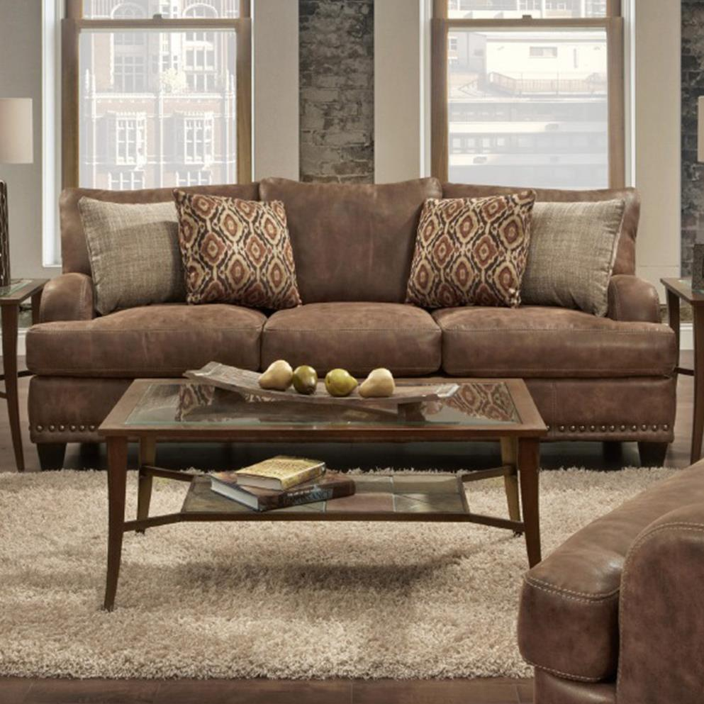 848 Sofa by Franklin at Van Hill Furniture