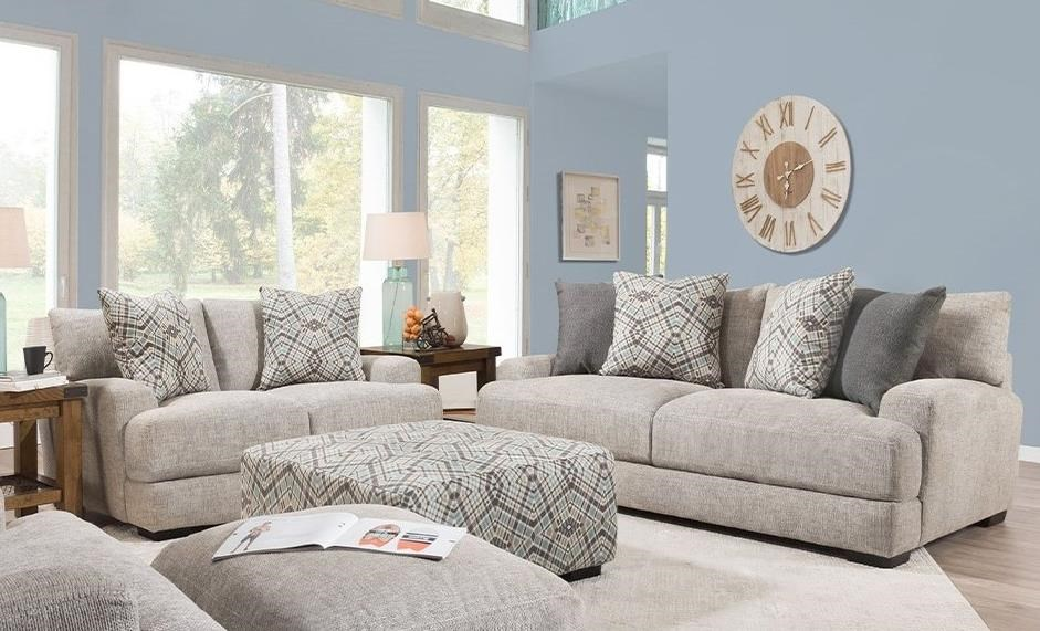 903 Stationary Living Room Group by Franklin at Furniture Fair - North Carolina