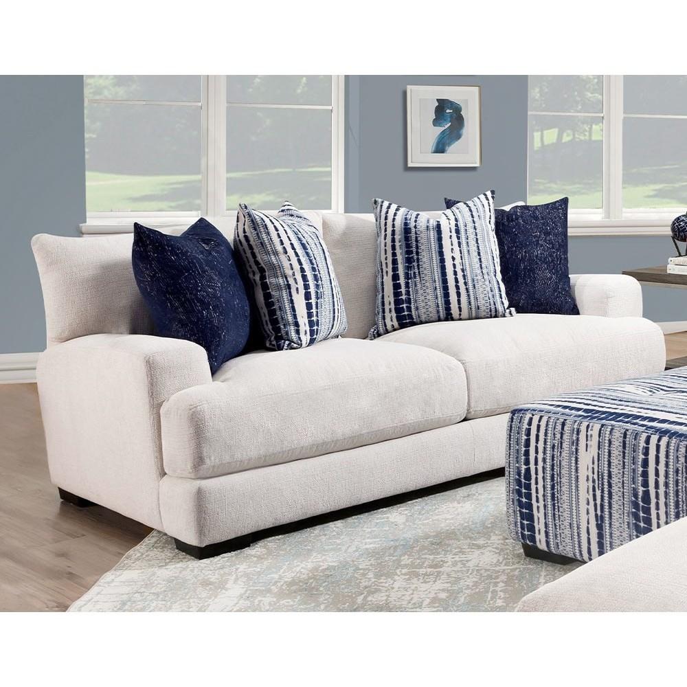 903 Sofa by Franklin at Furniture Fair - North Carolina