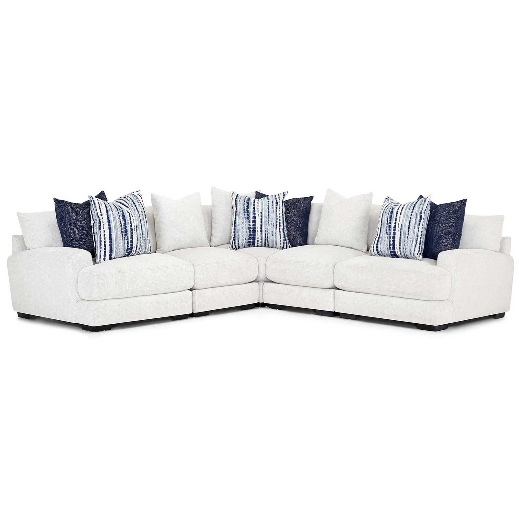 Hartman Hartman Sectional Sofa by Franklin at Morris Home