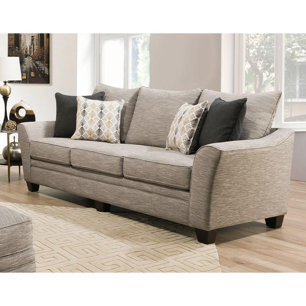 910 Sofa by Franklin at Van Hill Furniture